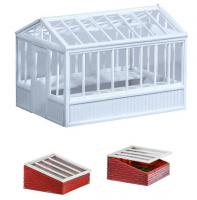 SS20 Wills Greenhouse & Cold Frames