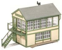 SS48 Wills Timber Gable End Signal Box