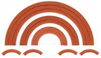 SS55 Wills Brick Arch Overlays