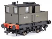 "KMR-017 Dapol Sentinel Steam Locomotive ""Molly"" in Royal Engineers livery"