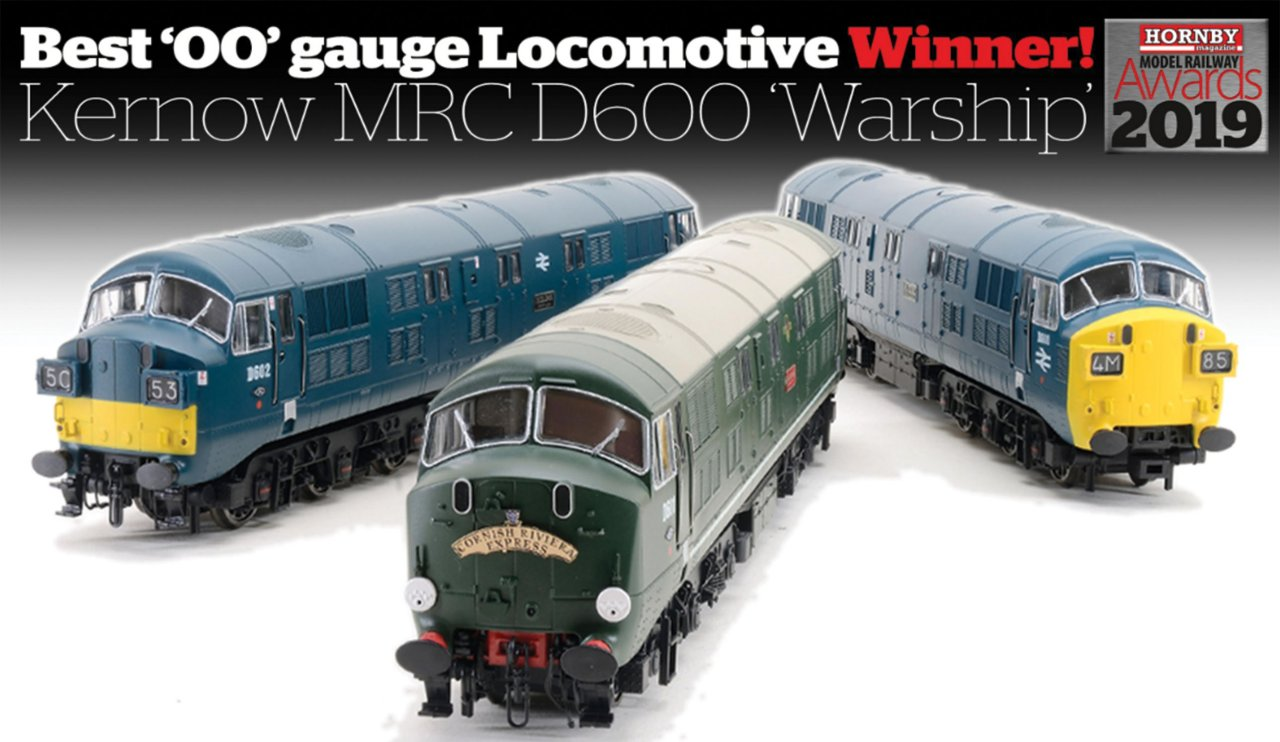 Hornby Magazine Award Winner