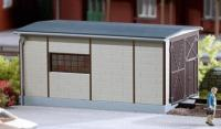 13333 Auhagen TT Locomotive shed for small locomotives