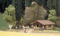 1035 Busch Log Cabin