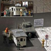 1490 Busch Border Crossing Checkpoint Charlie