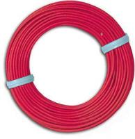 1790 Busch Red 0.14mm X 10m Wire