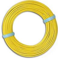 1791 Busch Yellow 0.14mm X 10m Cable