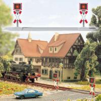 5954 Busch Z Level Crossing Lights
