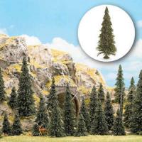 6577 Busch N/TT 40 Pine Trees With Bases