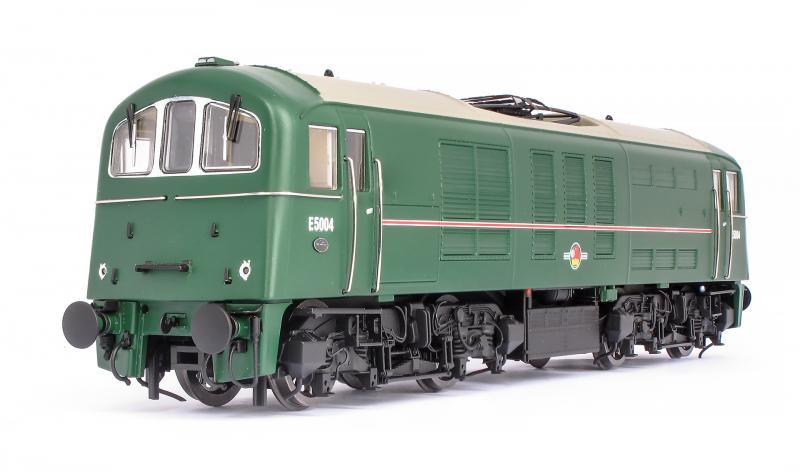 OO71002 DJ Models Class 71 Electric Locomotive Image