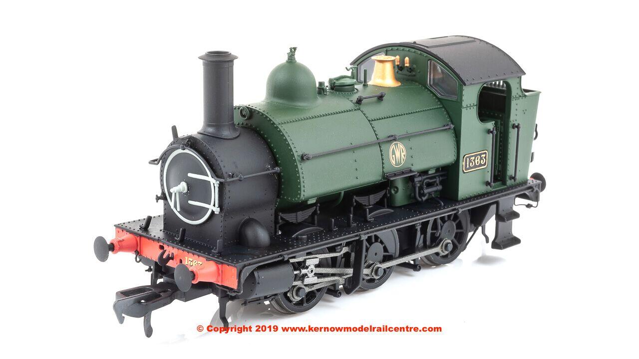 K2203 Kernow MRC Class 1361 GWR Tank Image