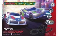 G1133 Micro Scalextric Sci Fi Speedway Set