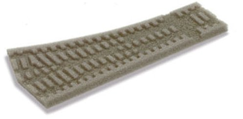 ST-255 Peco Setrack Right Hand Turnout underlay