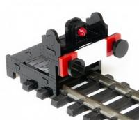 BF-HO-01 Proses HO/OO Scale Buffer Stop w/Light (DCC Wireless)