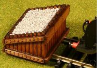 BF-HO-07 Proses HO/OO Scale Authentic Wood Buffer Stop Kit (2 in a pack)