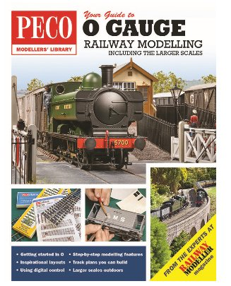 PM-208 Peco Your Guide to O Gauge Railway Modelling Including The Larger Scales