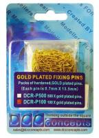 DCR-P100 DCC Concepts Point Rodding Pins (100)