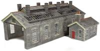 PO337 Metcalfe Scale Settle/Carlisle Double Track Engine Shed