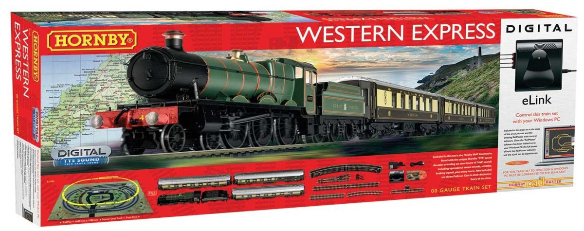 hornby model train computer - photo #22