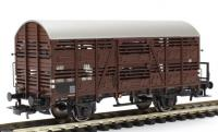 L235110 Liliput Cattle Wagon With Brakemans Cab V859 902 In OBB Livery