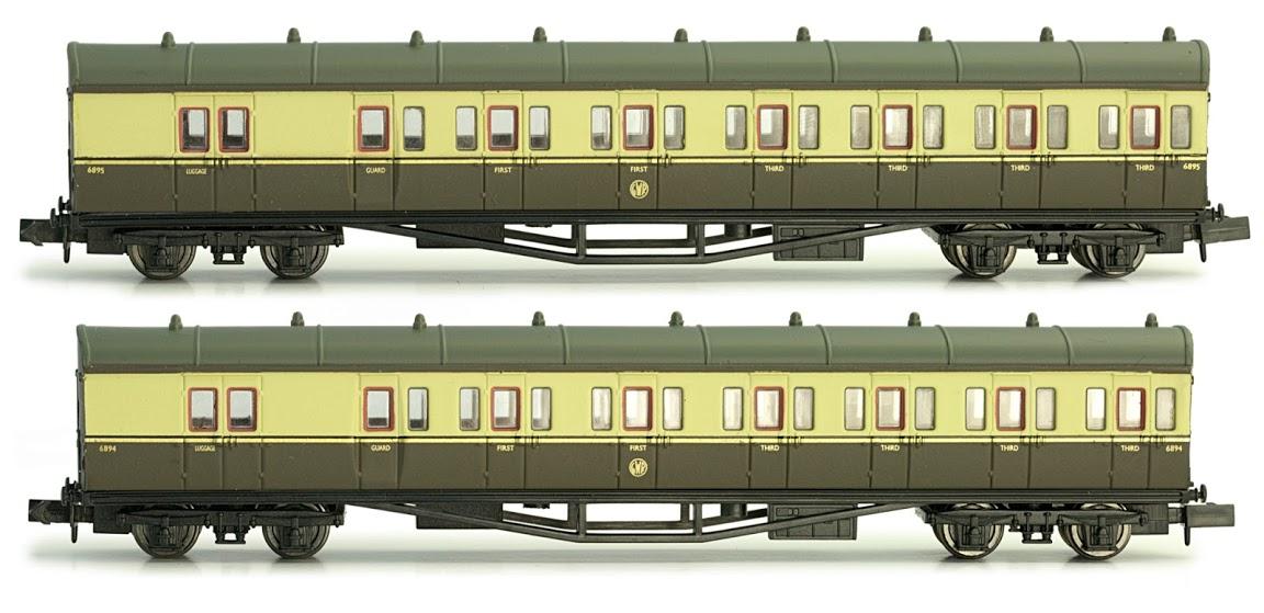 2P-003-003 Dapol GWR B Set Image