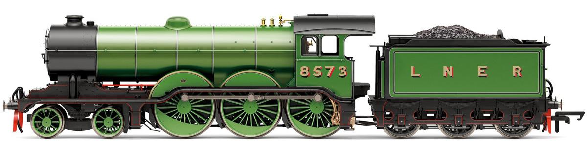 R3430 Hornby B12 Class Steam Locomotive Image