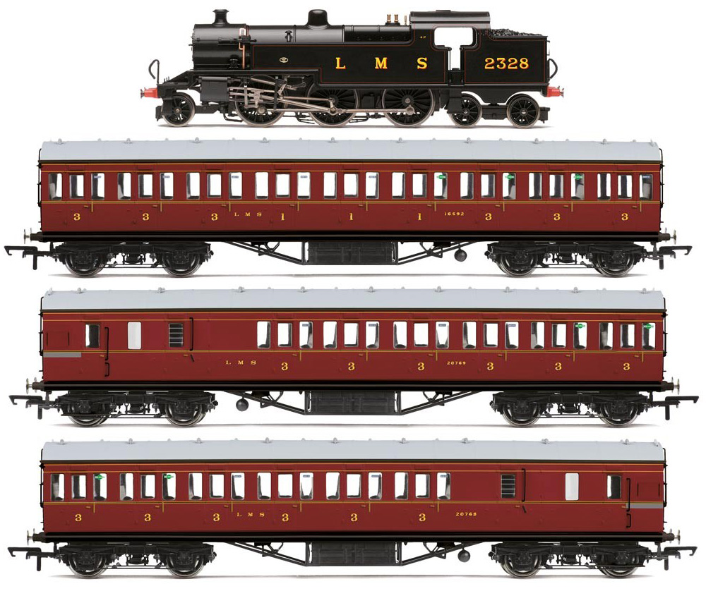 R3397 Hornby LMS Suburban Pack Image