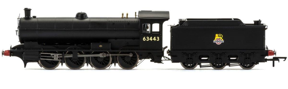 R3425 Hornby Raven Q6 Steam Loco Image