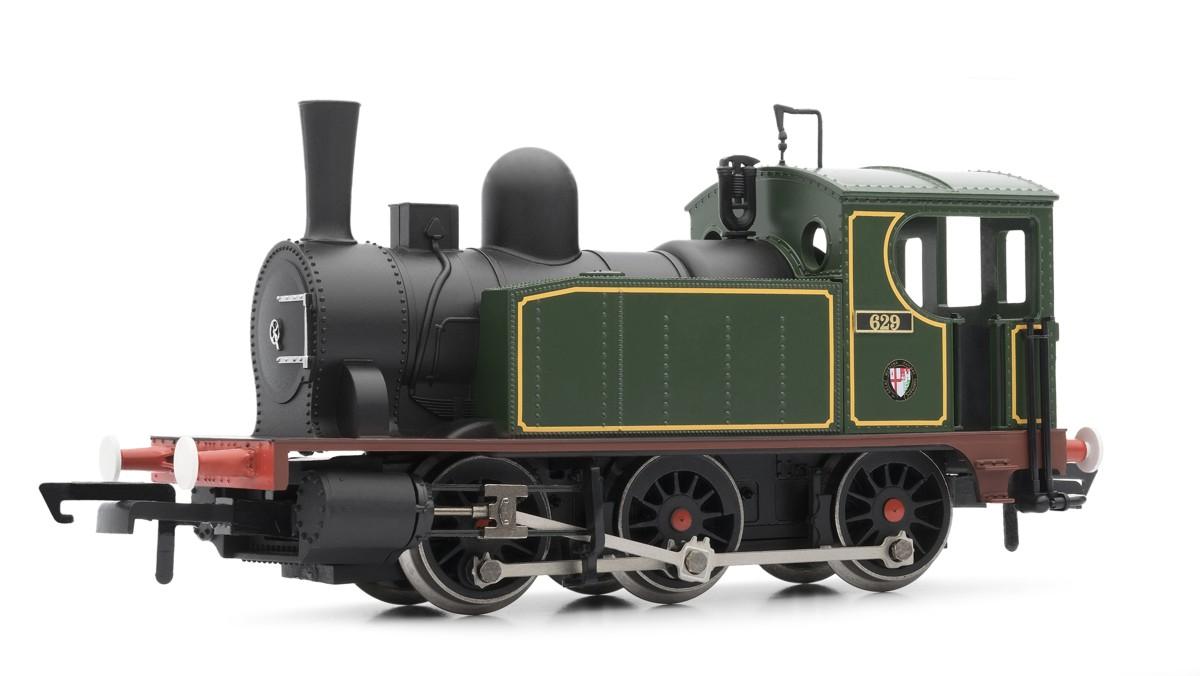 GV2017 Electrotren GWR Steam Loco Image