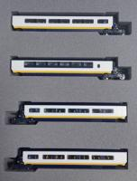10-1296 Kato Class 373 Eurostar 4 Coach Add-on Pack