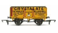 R6810 Hornby 7 Plank Wagon 'Crystalate'