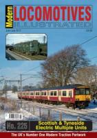 Magazine - Modern Locomotives Illustrated 225 - Scottish and Tyneside Electric Multiple Units