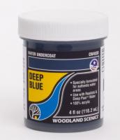 CW4530 Woodland Scenics Deep Blue Water Undercoat
