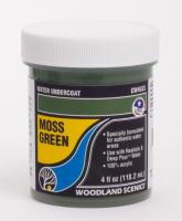 CW4533 Woodland Scenics Moss Green Water Undercoat