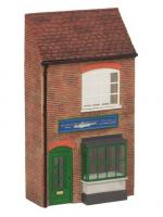 44-276 Bachmann Scenecraft Low Relief Fishing Tackle Shop