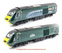 R3696 Hornby GWR Old Oak Common Class 43 HST Pack.