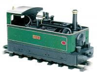 "GL-6 Peco Great Little Trains 0-6-0T Tram Engine ""Dennis"""
