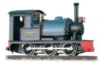 GL-2 Peco Great Little Trains 0-6-0 or 0-4-0 Saddle Tank, 'James'