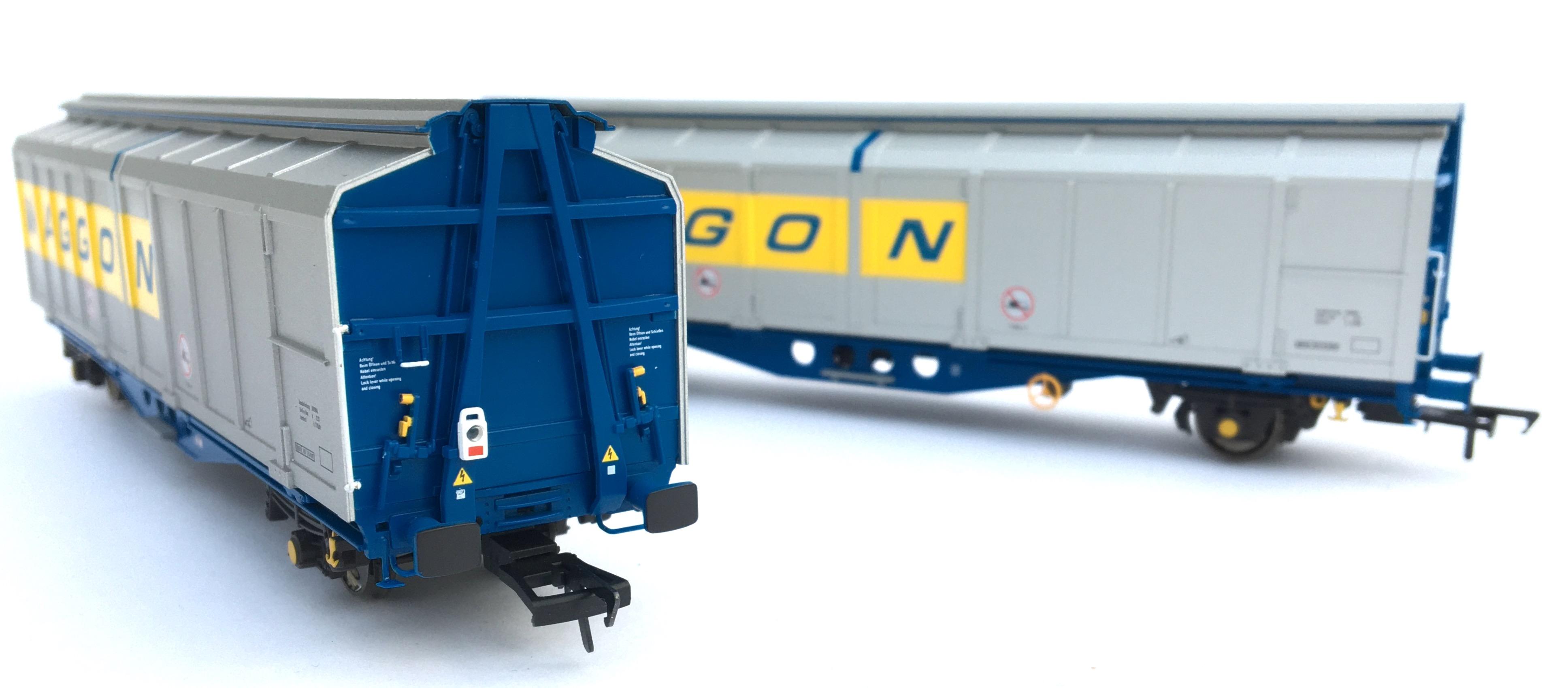 IZA Cargowaggon Painted Sample Image