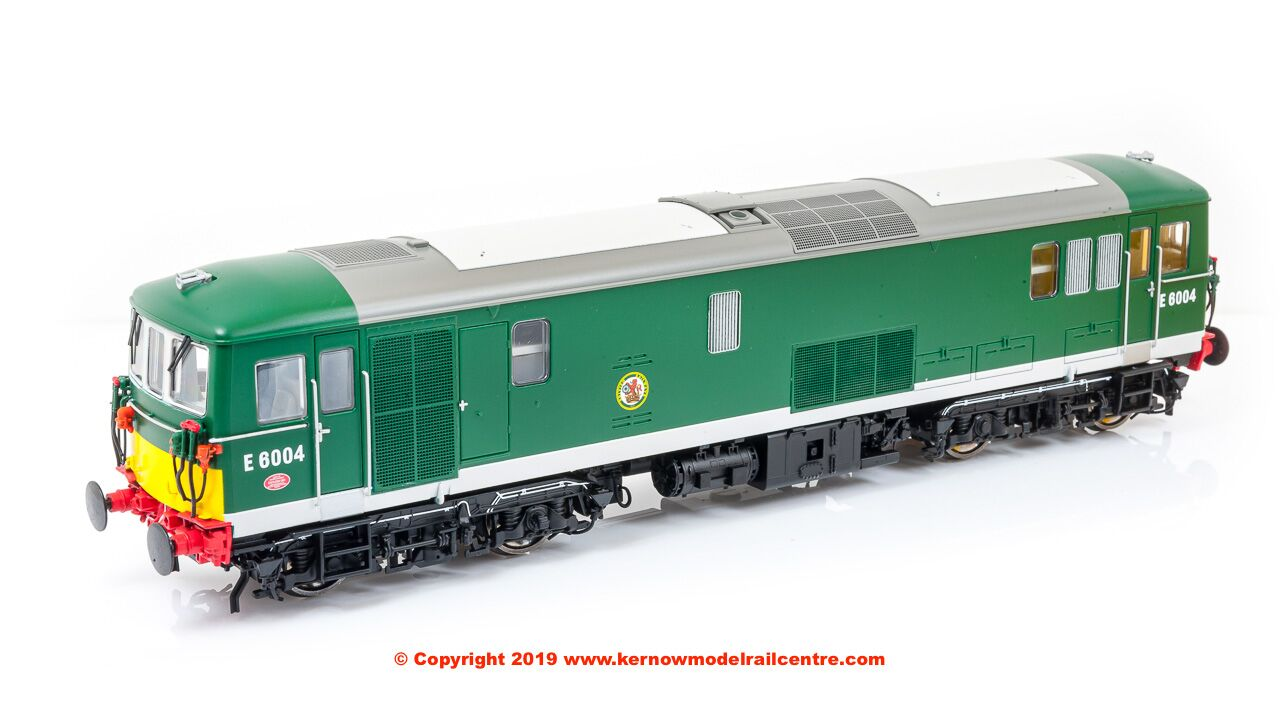 4D-006-010 Dapol Class 73 BR Green Image