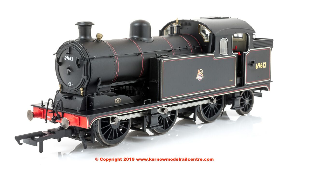 OR76N7003 Oxford Rail LNER N7 Steam Locomotive Image