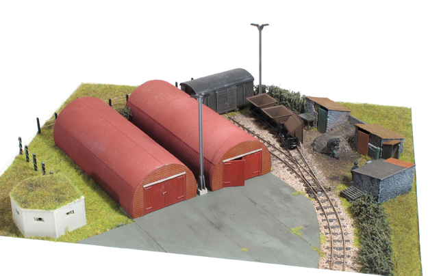 558 Ratio Nissen Hut Kit