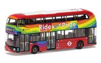 OM46618A Corgi New Routemaster Bus - 8 Bow Church Stagecoach