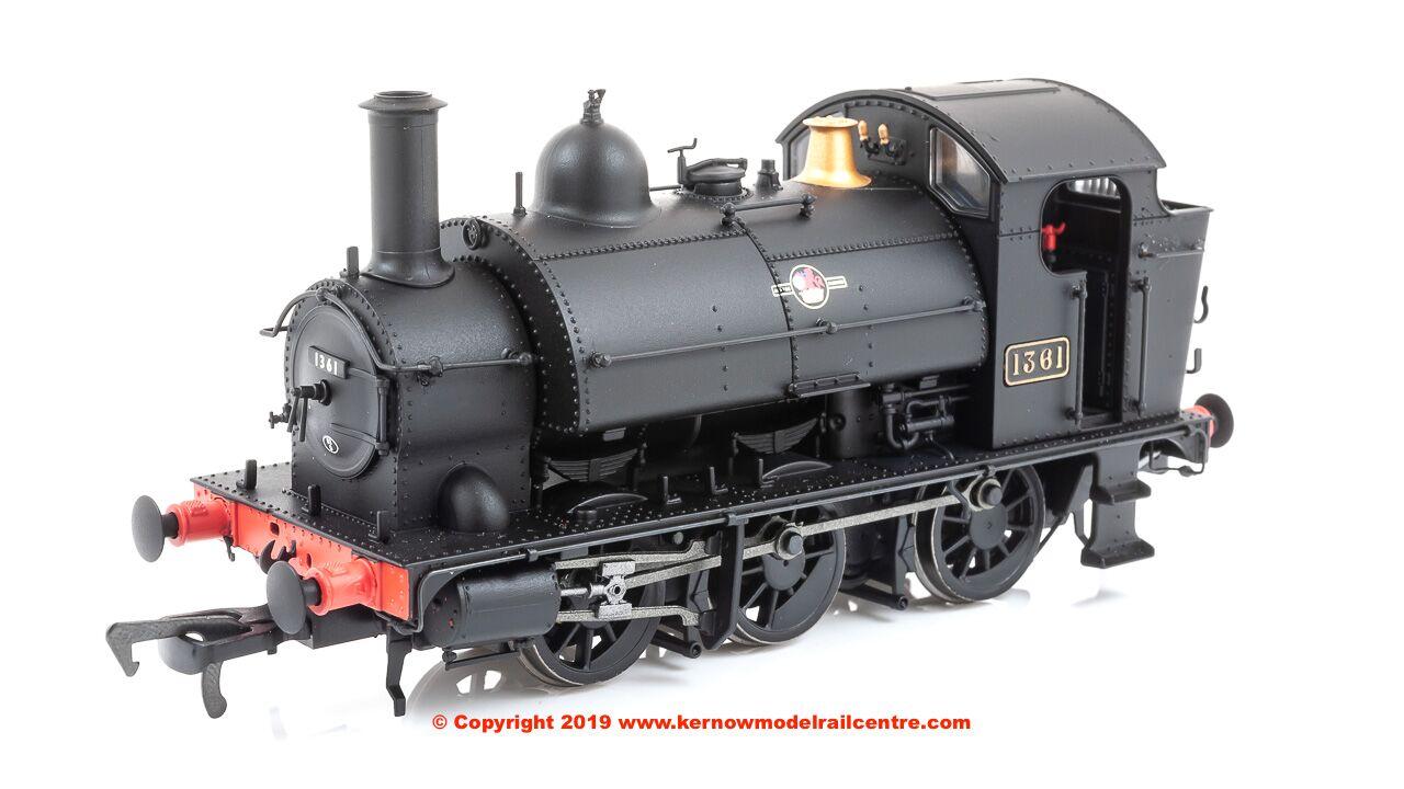 K2201 Kernow MRC Class 1361 GWR Tank Image