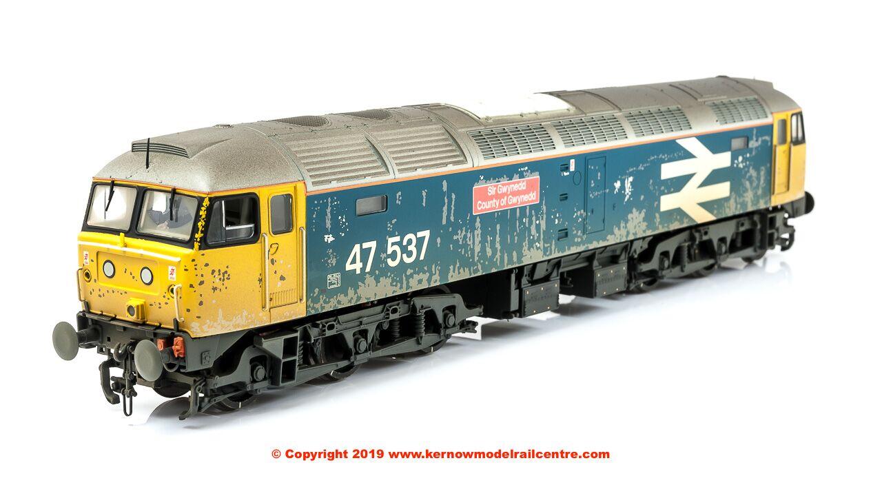 31-662Z Bachmann Class 47/4 Sir Gwynedd Image