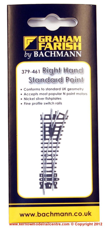 379-461 Graham Farish Right Hand Point Image