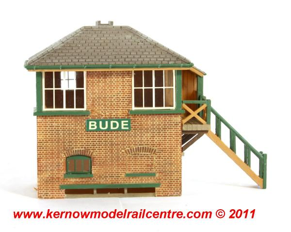 LSWR Brick Signal Box