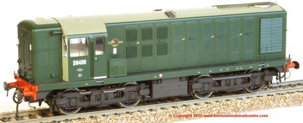 16001 Heljan Class 16 Diesel Image