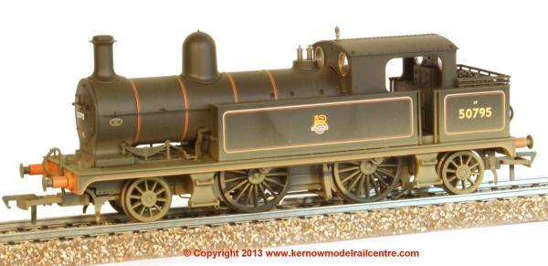 31-167DC Bachmann L&YR Steam Loco Image