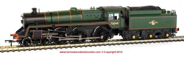 32-508 Bachmann Std Class 5MT Steam Loco Image