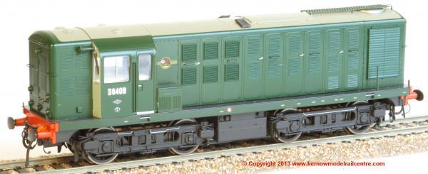 16041 Heljan Class 16 Diesel Image